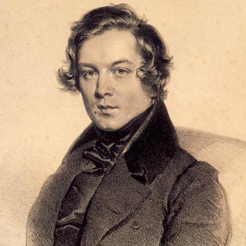 Robert Schumann Larghetto (Theme) from 'Spring' Symphony No.1 in B Flat Major cover art