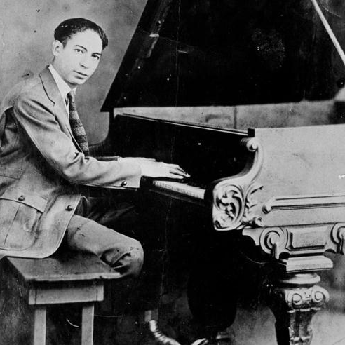 Jelly Roll Morton King Porter Stomp cover art