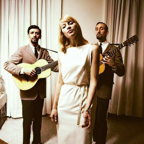 Peter, Paul & Mary Goodnight, Irene cover art