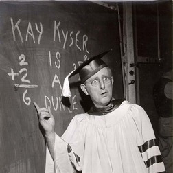 Kay Kyser:A Pair Of Silver Wings
