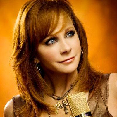 Reba McEntire We're In Harmony cover art