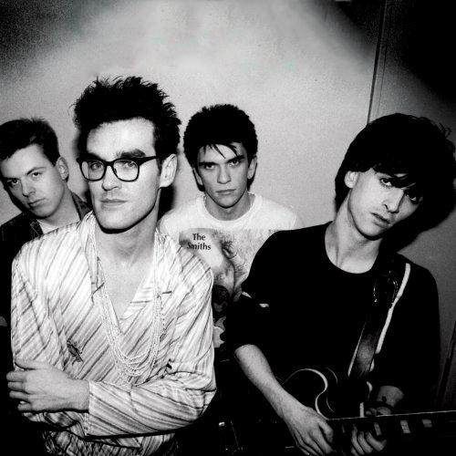 The Smiths Cemetry Gates cover art
