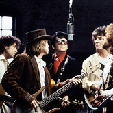 Last Night sheet music by The Traveling Wilburys