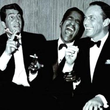 Dean Martin, Sammy Davis Jr Frank Sinatra What Kind Of Fool Am I cover art