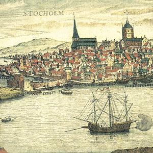 Varmeland Dear Old Stockholm cover art