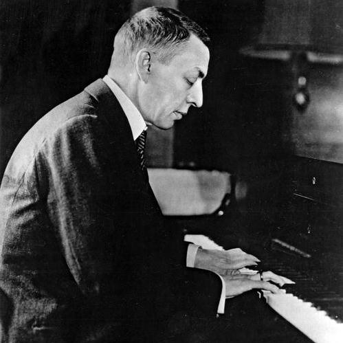 Sergei Rachmaninoff Élégie (No.1 from Morceaux de Fantasie, Op.3) cover art