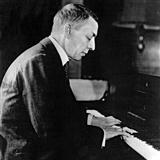 Preludes Op.32, No.10 Lento sheet music by Sergei Rachmaninoff