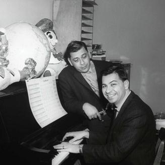 Sherman Brothers The Wonderful Thing About Tiggers cover art