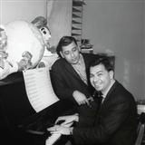 The Beautiful Briny Sea sheet music by Sherman Brothers