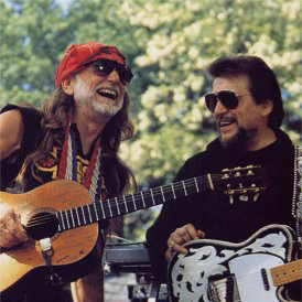 Waylon Jennings & Willie Nelson A Good Hearted Woman cover art