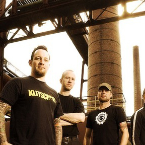 Volbeat The Devil's Bleeding Crown cover art