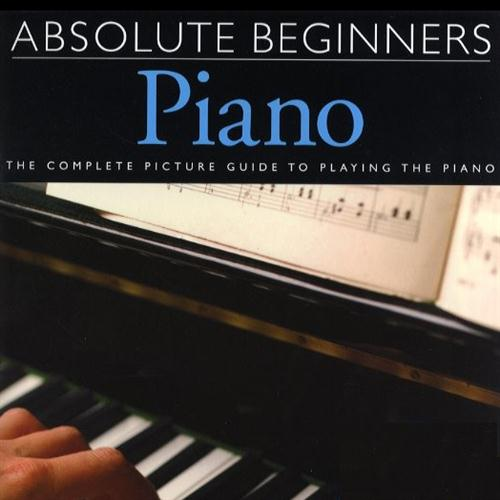 Absolute Beginners Piano Sitting At The Piano, Fingering cover art