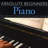Sitting At The Piano, Fingering sheet music by Absolute Beginners Piano
