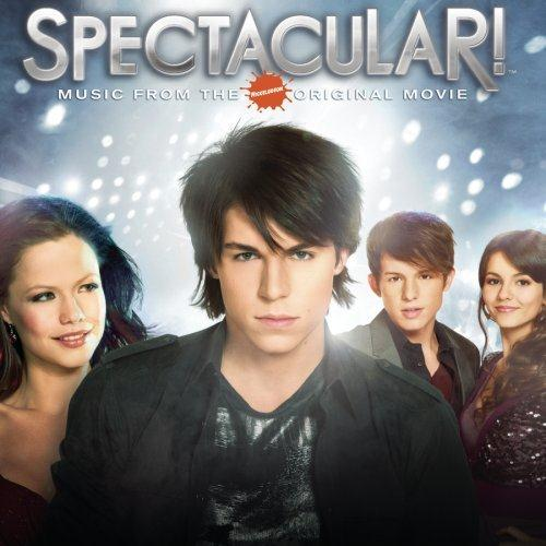 Spectacular! (Movie) Break My Heart cover art