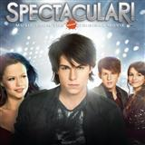 Something To Believe In (Spectacular! (Movie)) Partituras