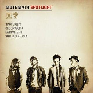 Mute Math Spotlight (Twilight Remix) cover art