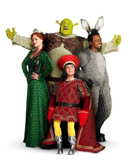 Who I'd Be sheet music by Shrek The Musical