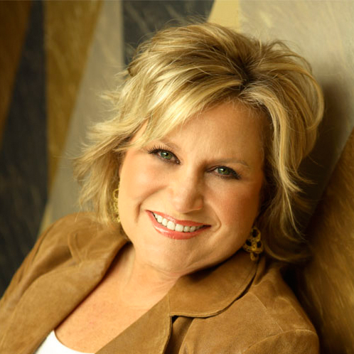 Sandi Patty Build My World 'Round You cover art