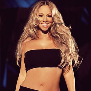 Mariah Carey The Star cover art