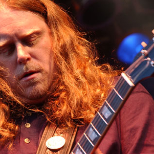 Warren Haynes Beautifully Broken cover art