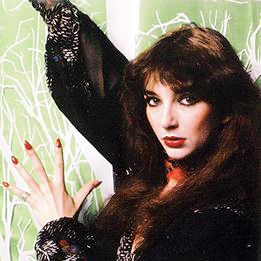 Kate Bush King Of The Mountain cover art