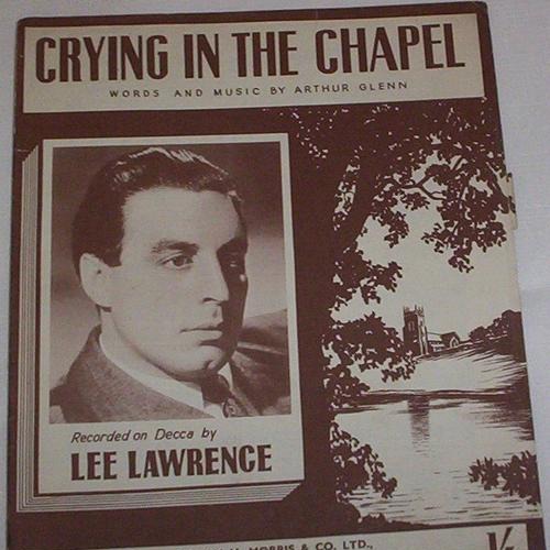 Lee Lawrence Suddenly There's A Valley cover art