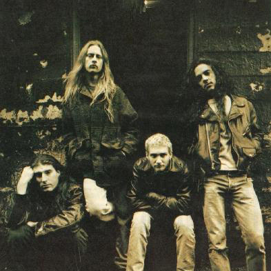 Alice In Chains Bleed The Freak cover art