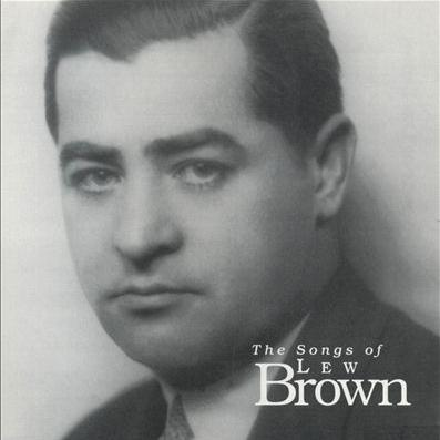Lew Brown You're The Cream In My Coffee cover art