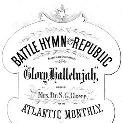 William Steffe Battle Hymn Of The Republic cover art
