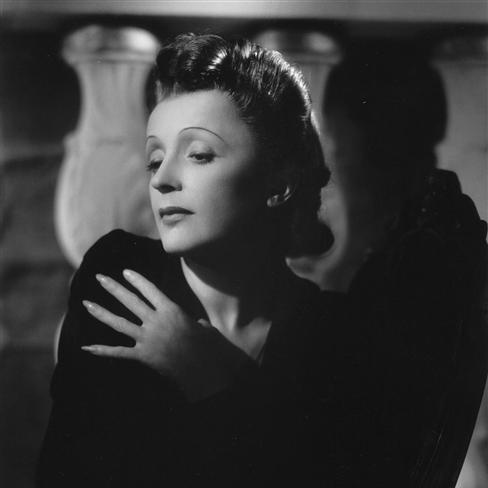 Edith Piaf The Little Sparrow Of Paris (Toujours Aimer) cover art