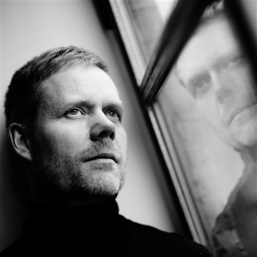 "Max Richter Departure (from ""Die Fremde"") cover art"