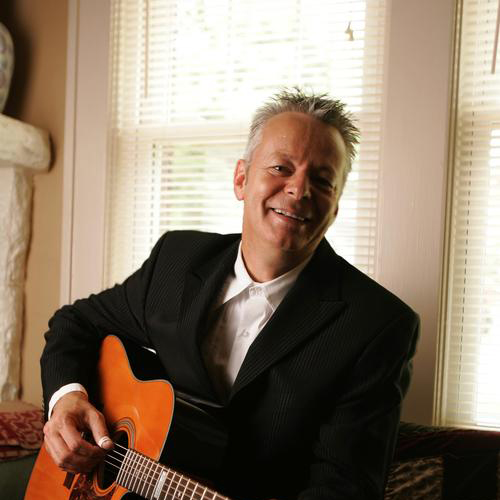 Tommy Emmanuel Moon River cover art
