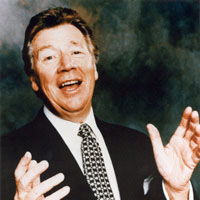 Max Bygraves Jingle Bell Rock cover art