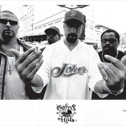 Cypress Hill Just Another Victim cover art