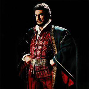 Placido Domingo Granada cover art
