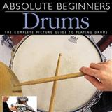 Snare & Bass Drum Patterns, Crash Cymbal, Drum Fills sheet music by Absolute Beginners Drums