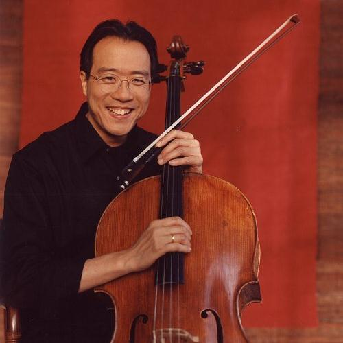 Yo-Yo Ma The Wexford Carol cover art