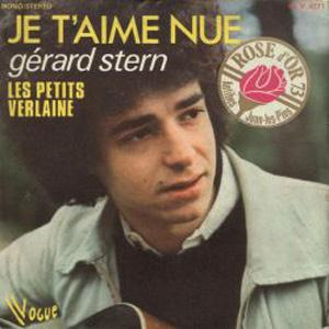 Gérard Stern Une Melodie Americaine cover art