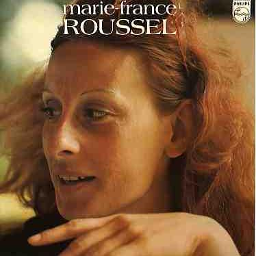 Marie-France Roussel Rousse cover art