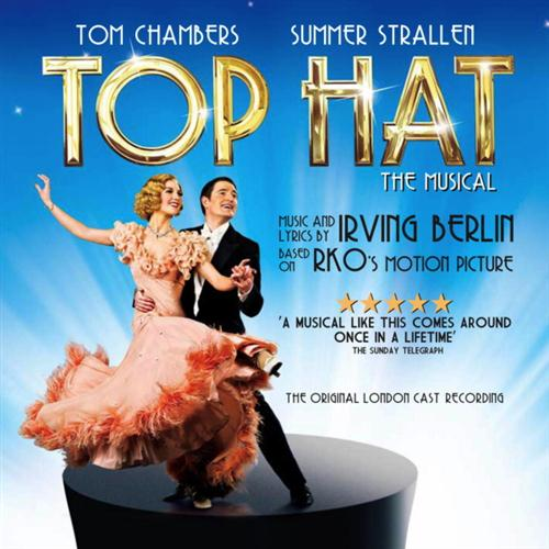 Top Hat Cast Let's Face The Music And Dance cover art