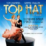 Let's Face The Music And Dance sheet music by Top Hat Cast