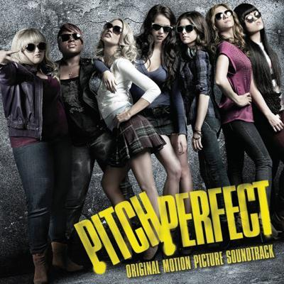 Pitch Perfect (Movie) Bright Lights Bigger City Magic (arr. Deke Sharon) cover art