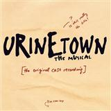 We're Not Sorry sheet music by Urinetown (Musical)