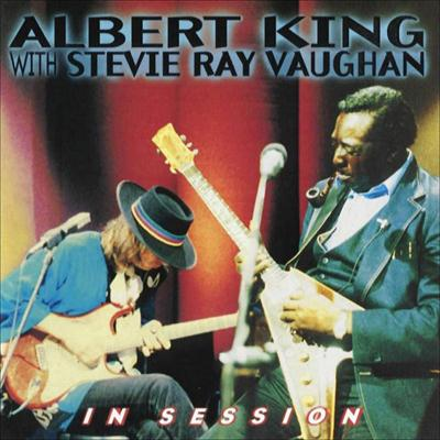 Albert King & Stevie Ray Vaughan Blues At Sunrise cover art