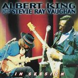 Overall Junction sheet music by Albert King & Stevie Ray Vaughan