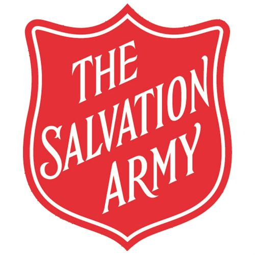 The Salvation Army Thanks cover art