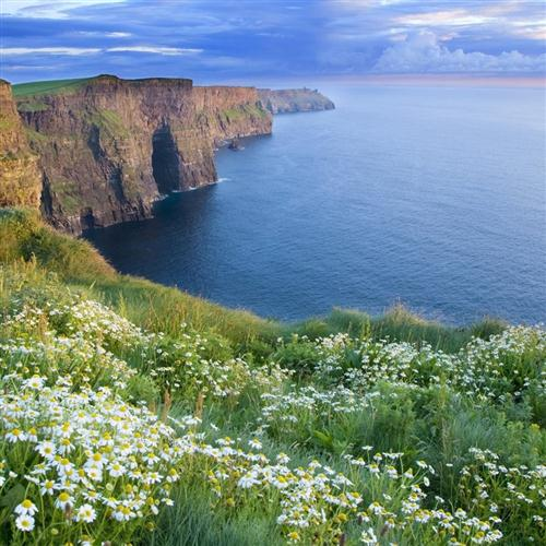 Traditional Irish Folk Song Cliffs Of Doneen cover art