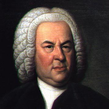 J.S. Bach Bouree, BWV 996 cover art