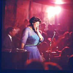 Under A Blanket Of Blue sheet music by Ella Fitzgerald