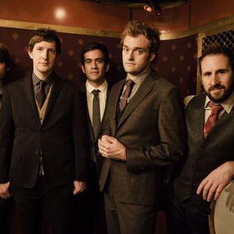 Punch Brothers Dark Days cover art